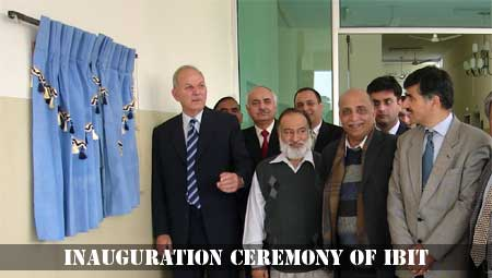 Inauguration ceremony of IBIT